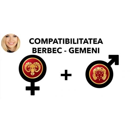 Compatibilitate Berbec - Gemeni
