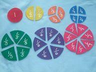 felt fractions
