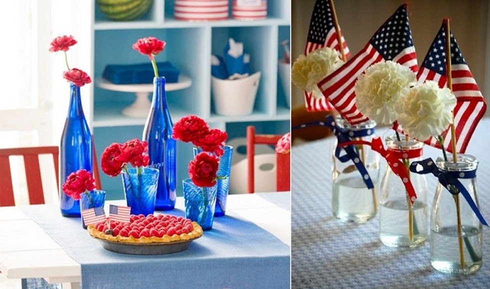 4th Of July 2013 Home Decorating Ideas Lighting Inspiration In Design