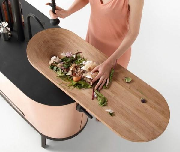 Küchenspülbecken - moderne und kreative Deisgnideen für ...