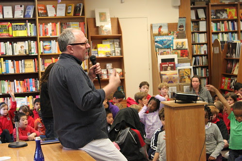 William Joyce, The Man in the Moon by Politics and Prose Bookstore