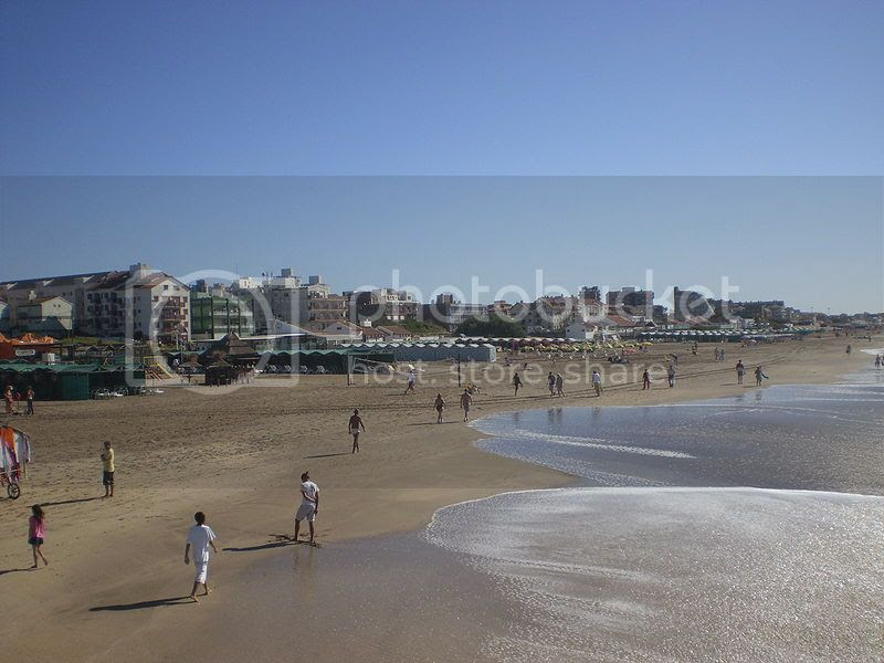 Beaches in Argentina near Buenos Aires