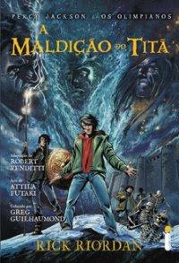 A Maldição do Titã: Graphic Novel