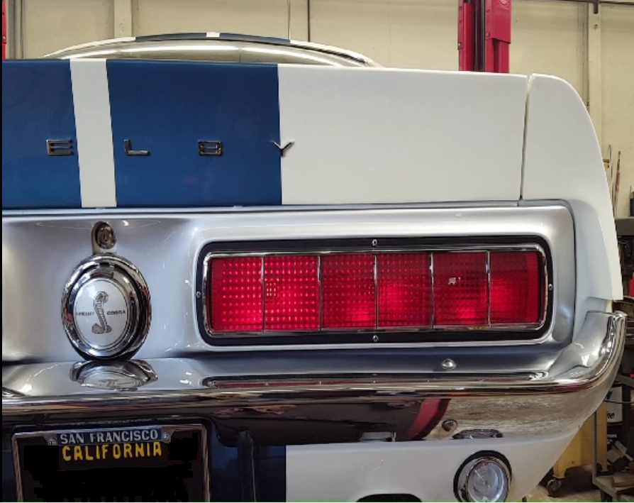 Troubleshooting 1968 Shelby Sequential Turn Signals