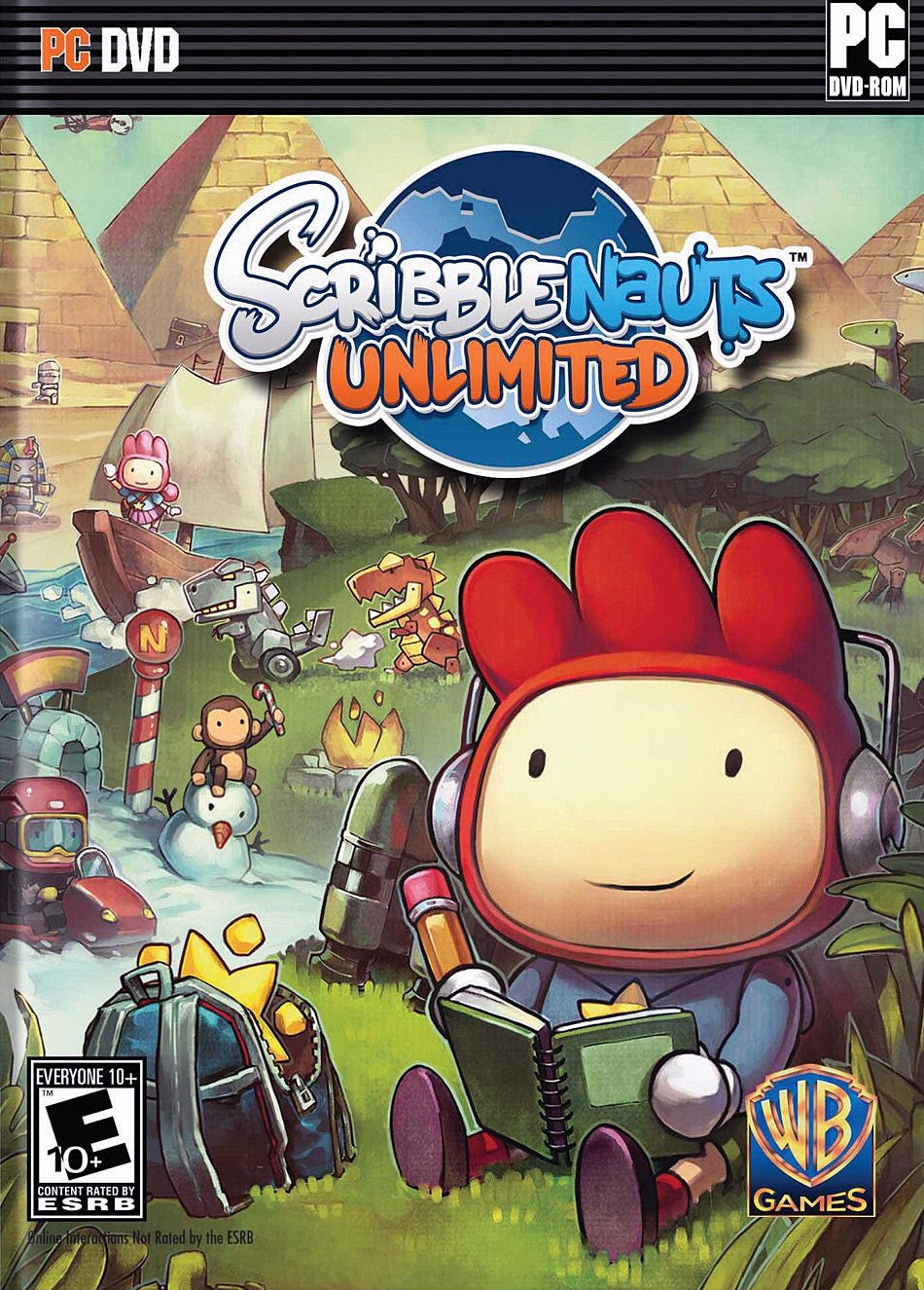 Scribblenauts Unlimited PC Review - IGN