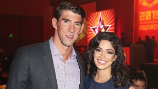 Michael Phelps shares second wedding photos