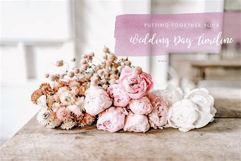 Wedding Day Timeline Tips   Southern Bride