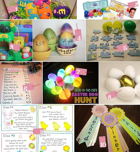 Top 10 Picks Creative Easter Egg Hunt Ideas
