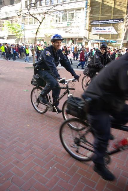 Blurry SFPD