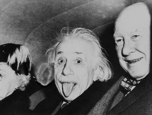 Φωτογραφίες του Albert Einstein όπως δεν τον έχουμε συνηθίσει (15)