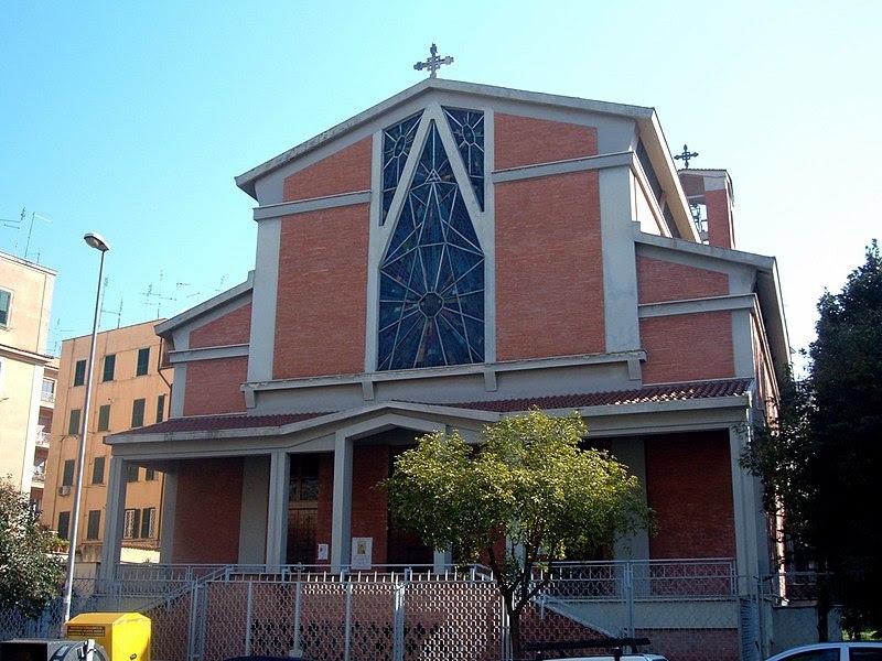 File:Prenestino-Centocelle - Chiesa Istituto Maria Immacolata 2.JPG