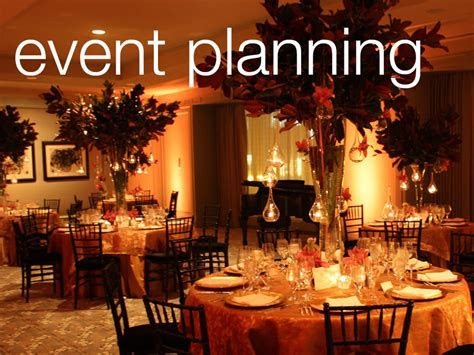 Reasons to Hire a Professional Event Planner   Happily