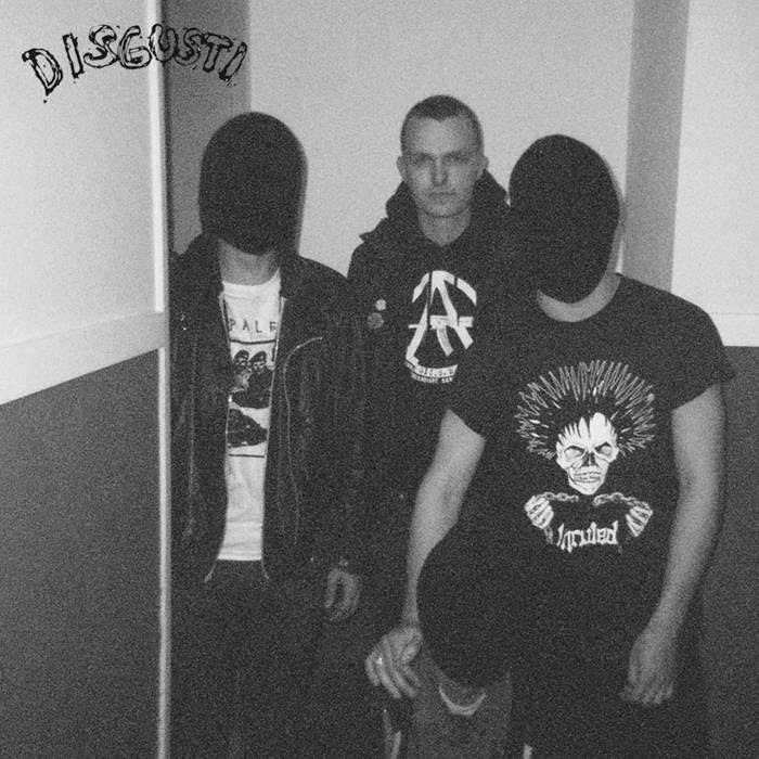 Disgusti cover art