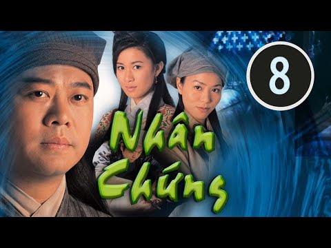 Nhân chứng 08/22(tiếng Việt) DV chính: Âu Dương Chấn Hoa, Xa Thi Mạn; TVB/2002