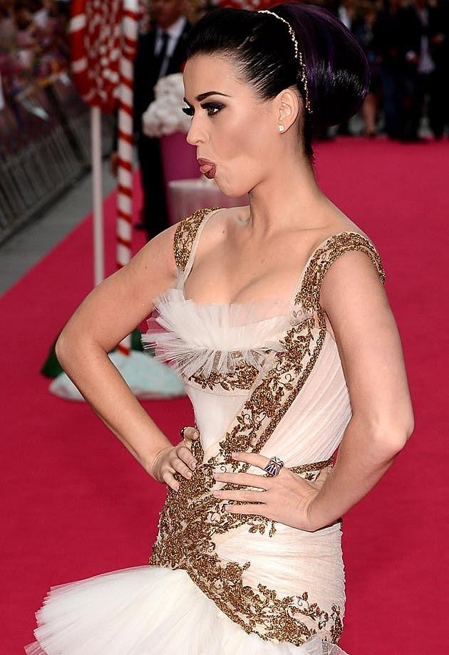 Katy Perry Tongue
