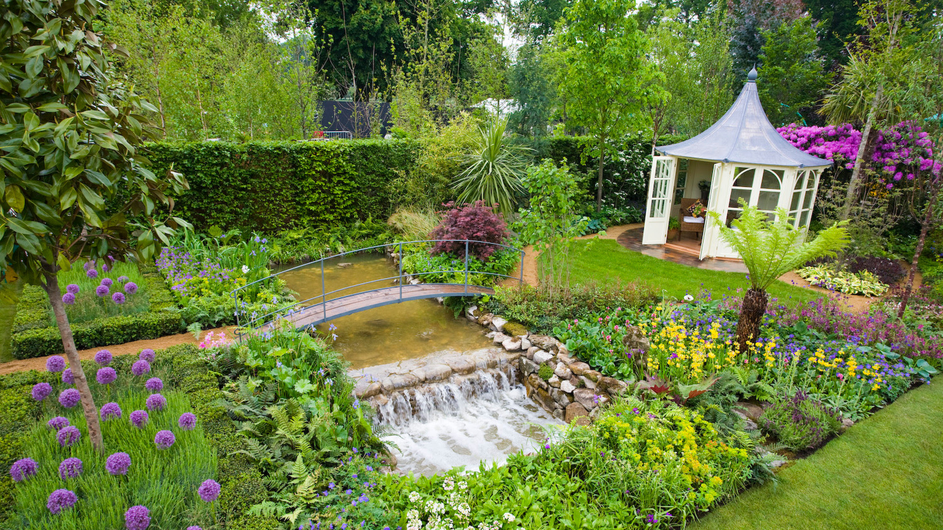Tim Austen Garden Design Wicklow Home Page Slider Mount Usher