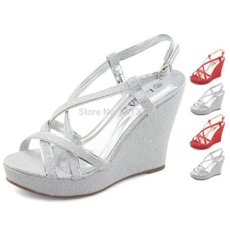 Compare Prices on Sparkly Silver Sandals  Online Shopping