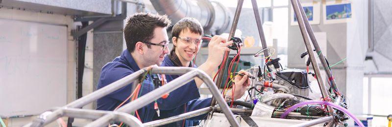 Automotive Engineering MEng, BEng | School of Mechanical ...