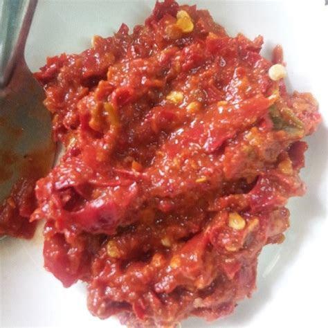 ezzys story resepi sambal belacan versi ezzy