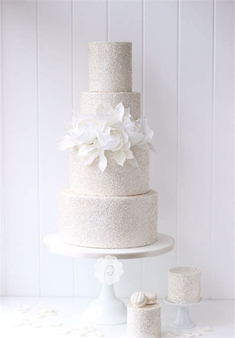 104 best images about Wedding Cakes on Pinterest   Sugar