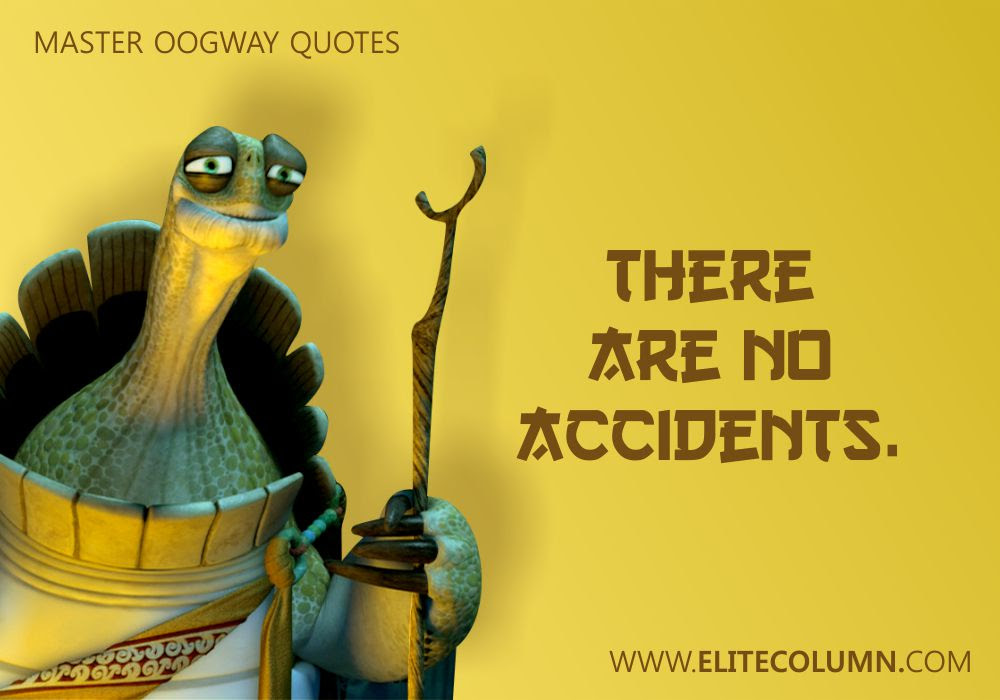Master Oogway Quotes 7 Elitecolumn