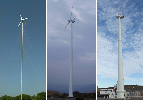 Wind Turbine Towers Wind Turbine Tower Manufacturers Aeolos Wind