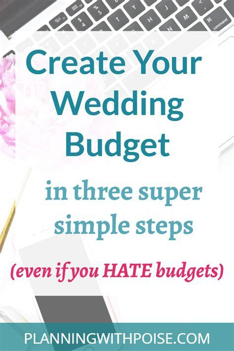 Track Your Wedding Expenses ? Planning with Poise