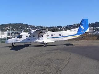 Air West Coast Dornier Do 228