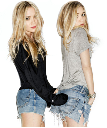 Mary-Kate and Ashley Olsen for Stylemint