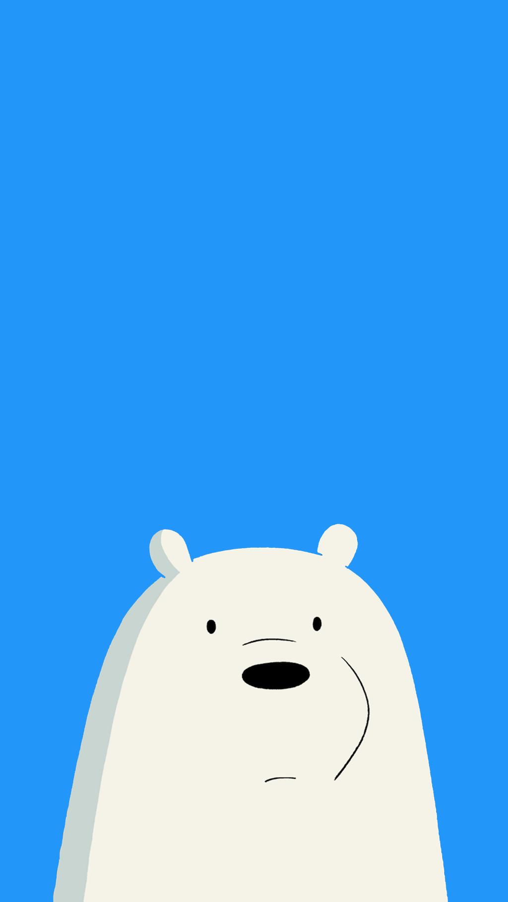 We Bare Bears  IceBear mobile wallpaper 1080x1920 by Affentoast on DeviantArt