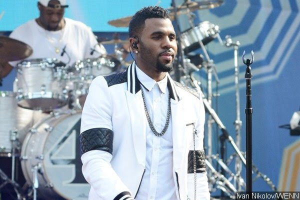 Jason Derulo Kicked Out of Plane After Airport Shouting Match