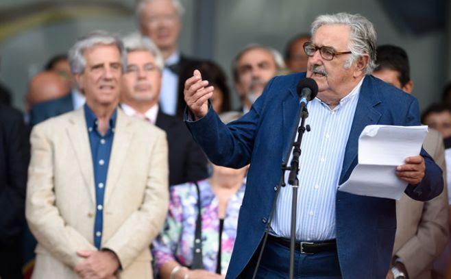 """Mujica y la situación económica: """"El equipo económico es el mismo"""""""