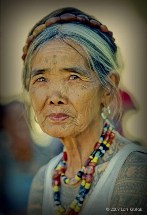 The Last Kalinga Tattoo Artist Of The Philippines