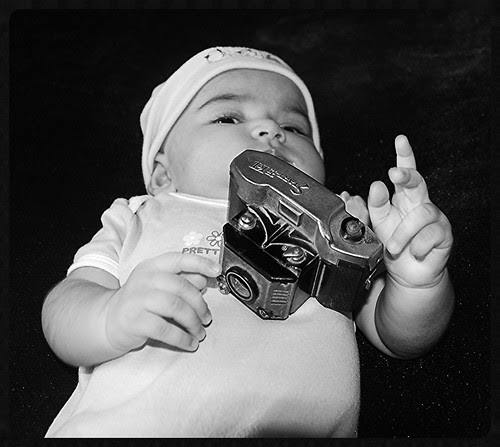 Photographer No1 Nerjis Asif Shakir 3 Month Old by firoze shakir photographerno1