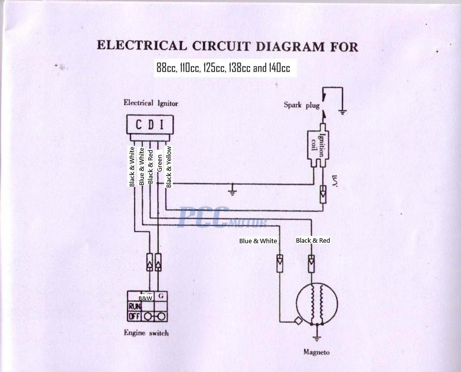 49cc Pocket Bike Wiring Diagram - Wiring Diagram Networks | X8 Pocket Bike 110cc Wiring Diagram |  | Wiring Diagram Networks - blogger