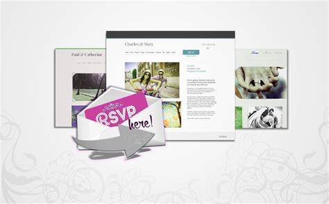 How to Create Your Own Wedding Website with RSVP   Live at