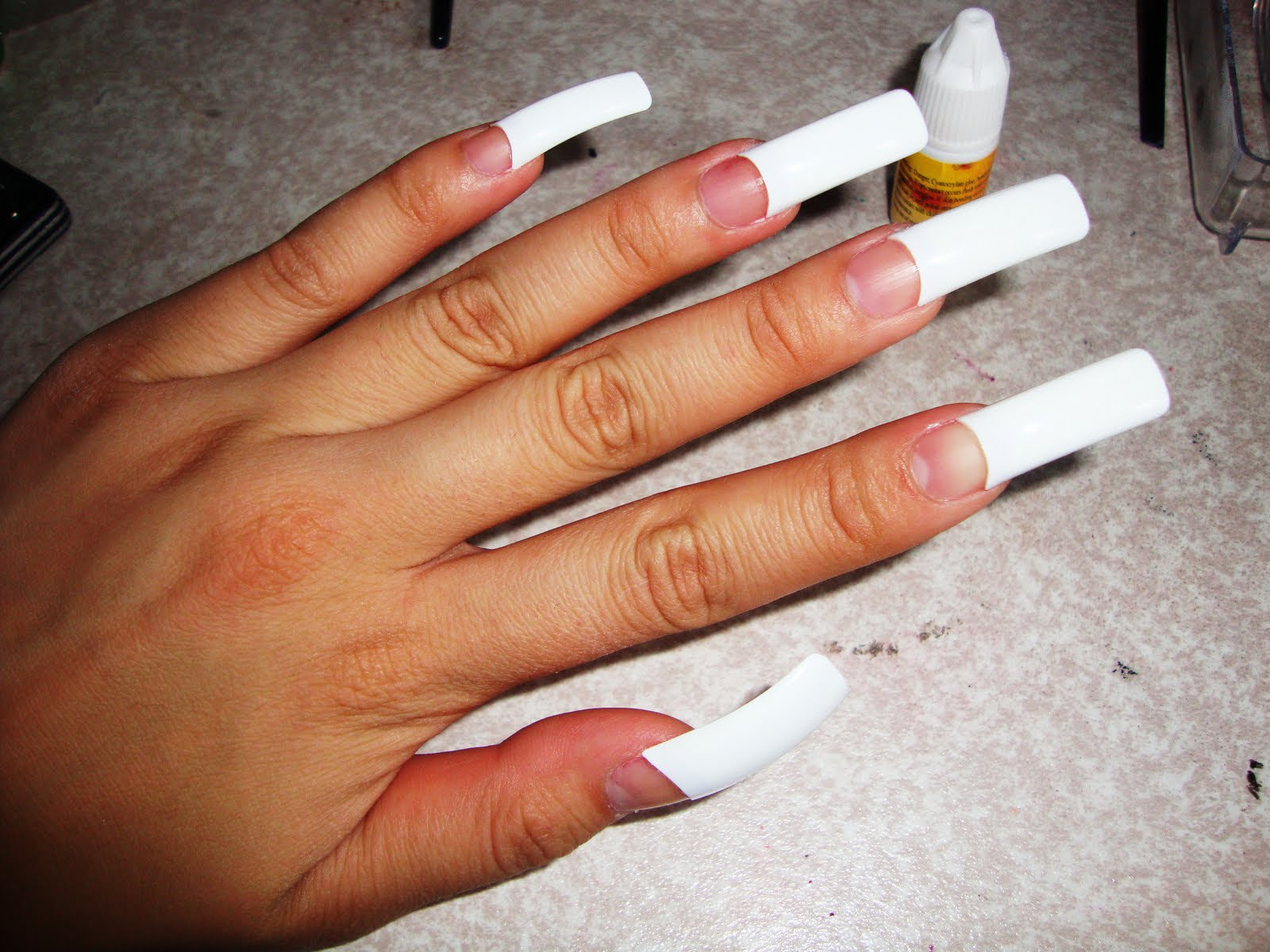 Acrylic Nails Long | | Ucapan Pernikahan