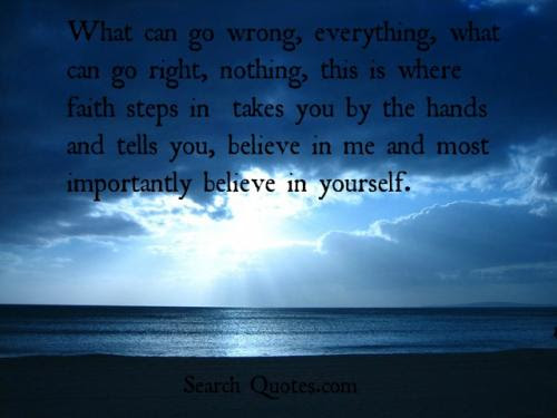 Please Believe In Me Quotes Quotations Sayings 2019