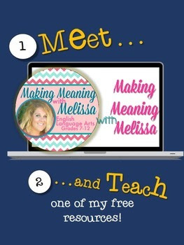 Meet and Teach - Making Meaning with Melissa