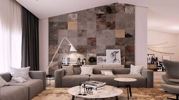 Awesome Tiles Design For Hall In India