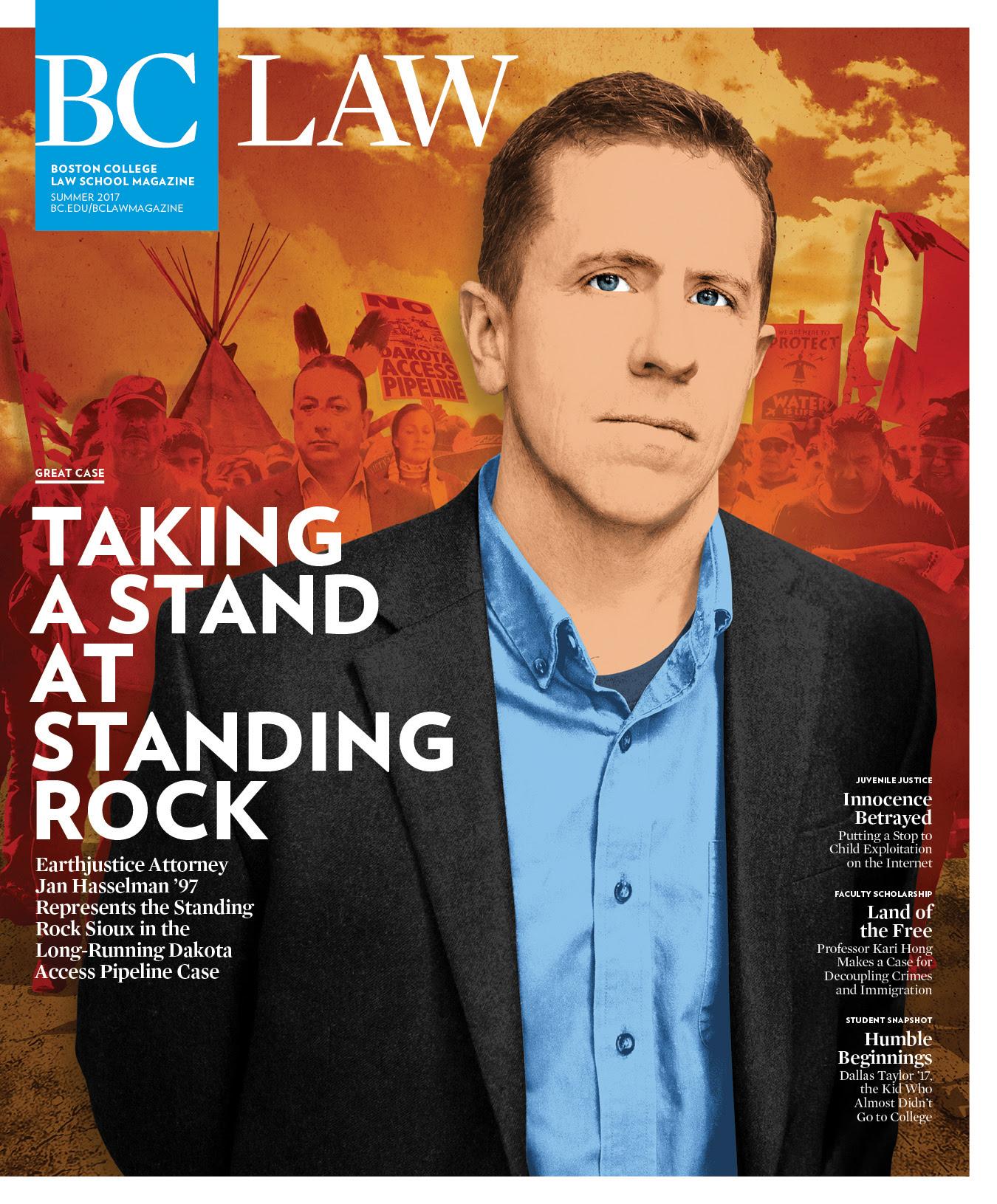 Bc Law Magazine Summer 2017 Flip Book Edition Boston College Law