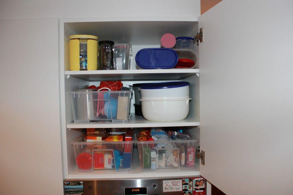 ikea küchenschrank ordnung  10 aufbewahrungstricks mit