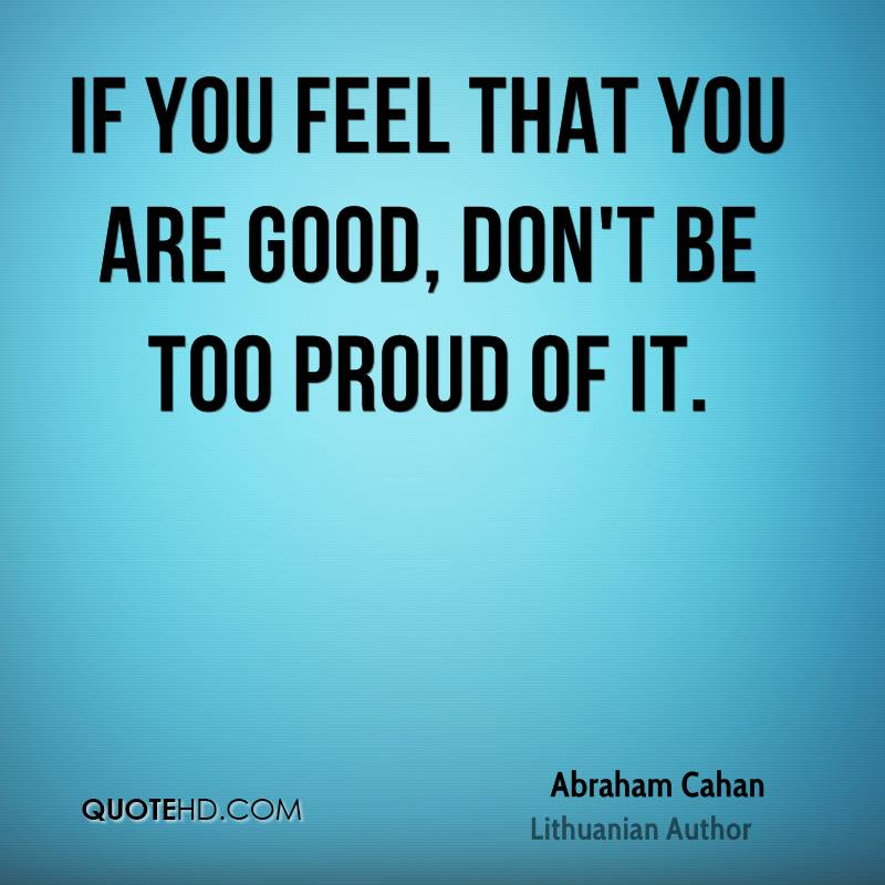 Abraham Cahan Quotes Quotehd
