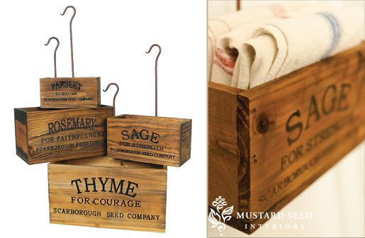 love these crates from decor steals - $34.50 for the 4 of them!