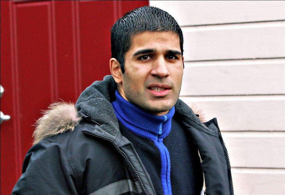<p>TILTALT: Imran Saber (36) er kjent som en nær venn av NOKAS-dømte David Toska og går under kallenavnet «Onkel Skrue» i den kriminelle underverden. For fire år siden overlevde han såvidt et attentat. Foto: VG</p>