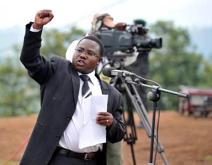Meya Habitegeko yahishuye ibanga ryatumye Nyaruguru iza ku isonga mu mihigo ya 2019-2020 (Video) #Rwanda #RwOT via @kigalitoday #rwanda #RwOT