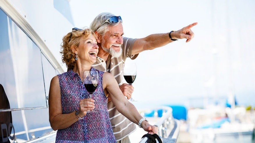Love to cruise? Retiring at sea might be cheaper than you think.