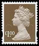 £1.00