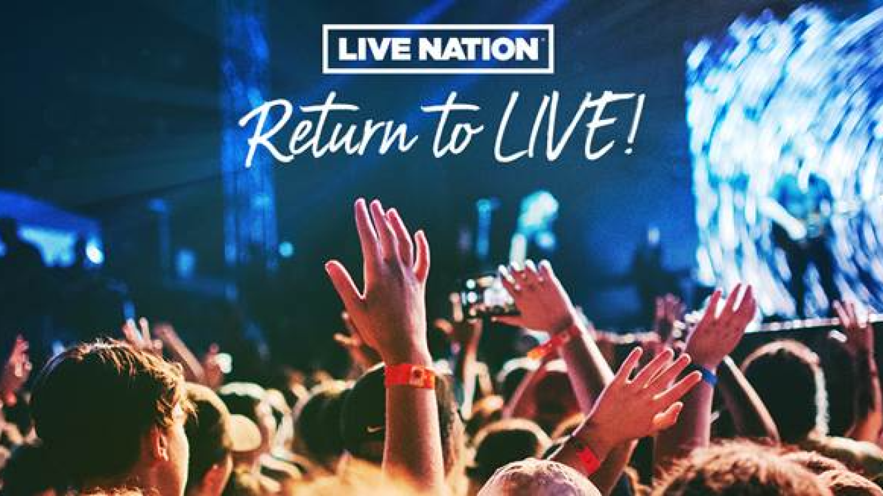 Live Nation offering $20 all-in tickets to summer and fall concerts in Phoenix