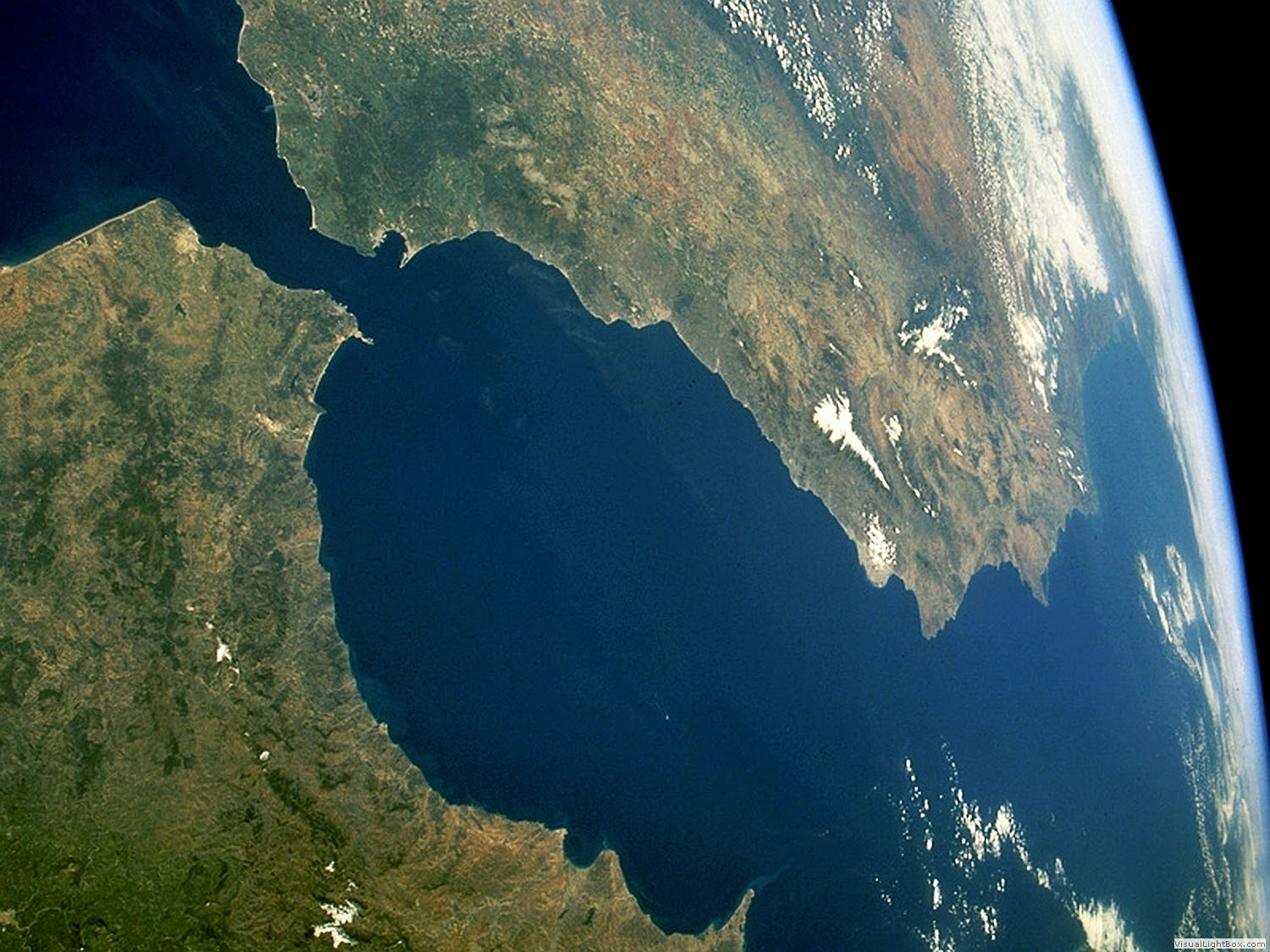 Earth from Space - Welcome to Roger's Website